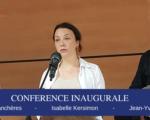 Conférence inaugurale de l'Institut de Recherches et d'Études sur les Radicalités