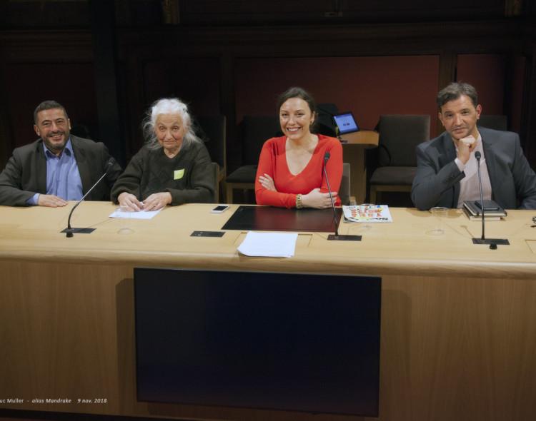 Isabelle Kersimon, Jacqueline Chabbi, Farid Abdelkrim, Nasser Ferradj Islam(s)/islamisme(s)