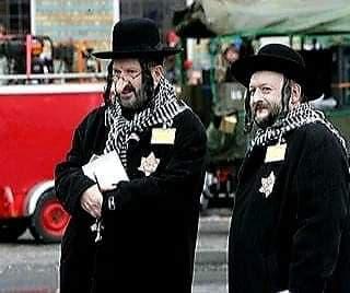 Alost 2020 - Représentation de Juifs