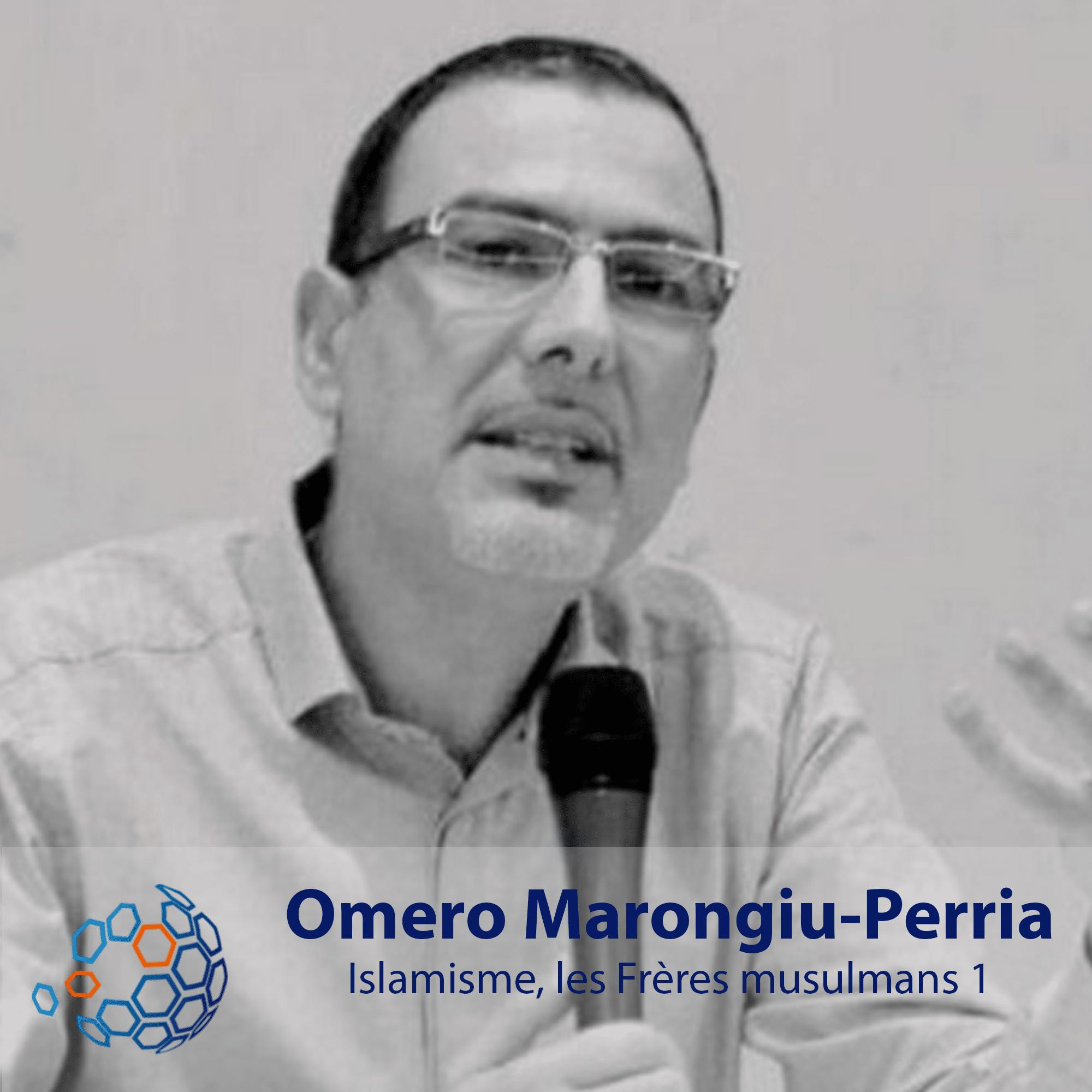 Portrait Omero Marongiu-Perria